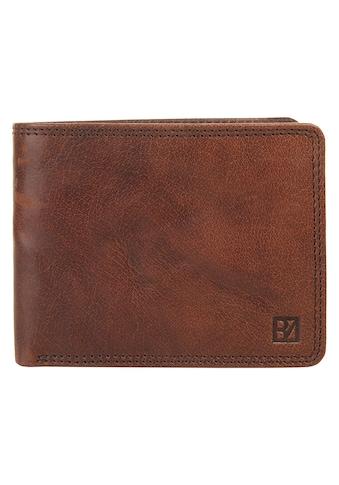 BODENSCHATZ Geldbörse »PERUGIA«, 2fach klappbar kaufen