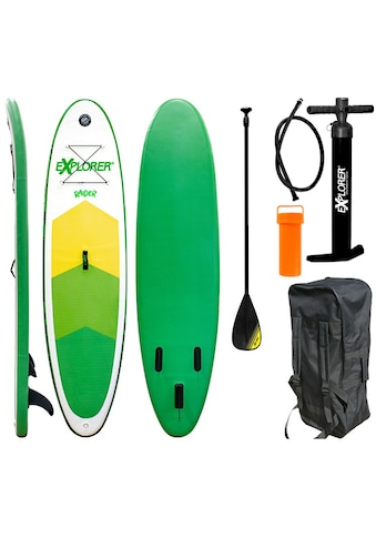 EXPLORER Inflatable SUP - Board »Raider« kaufen