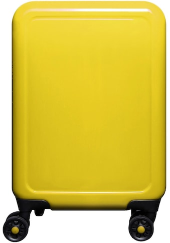 meinTrolley Hartschalen-Trolley »Gelb«, 4 Rollen, Made in Germany kaufen