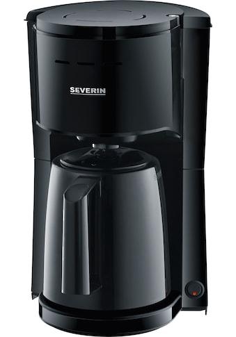 Severin Filterkaffeemaschine »KA 9250«, 1x4, mit Thermokanne kaufen