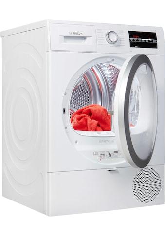 BOSCH Wärmepumpentrockner »WTR87440« kaufen
