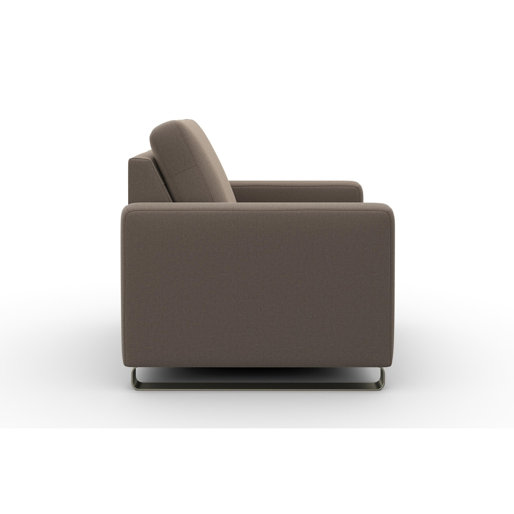 sit&more Sessel, mit komfortabler Federkernpolsterung