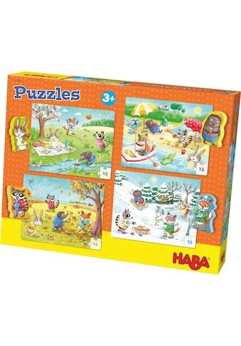 Haba Puzzle »Jahreszeiten« kaufen