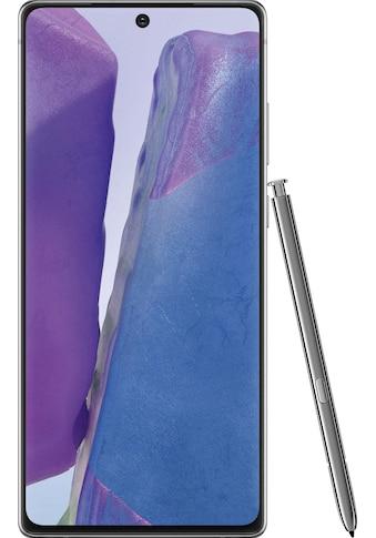 """Samsung Smartphone »Galaxy Note20«, (16,95 cm/6,7 """" 256 GB Speicherplatz, 64 MP Kamera) kaufen"""