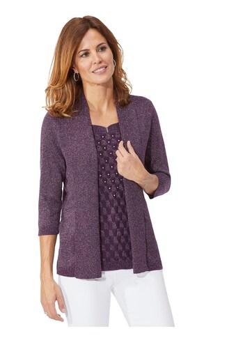 Pullover in aktueller 2 - in - 1 - Optik kaufen