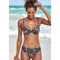 s.Oliver Beachwear Bügel-Bikini-Top »Milly«, mit kleinen Ringen am Träger