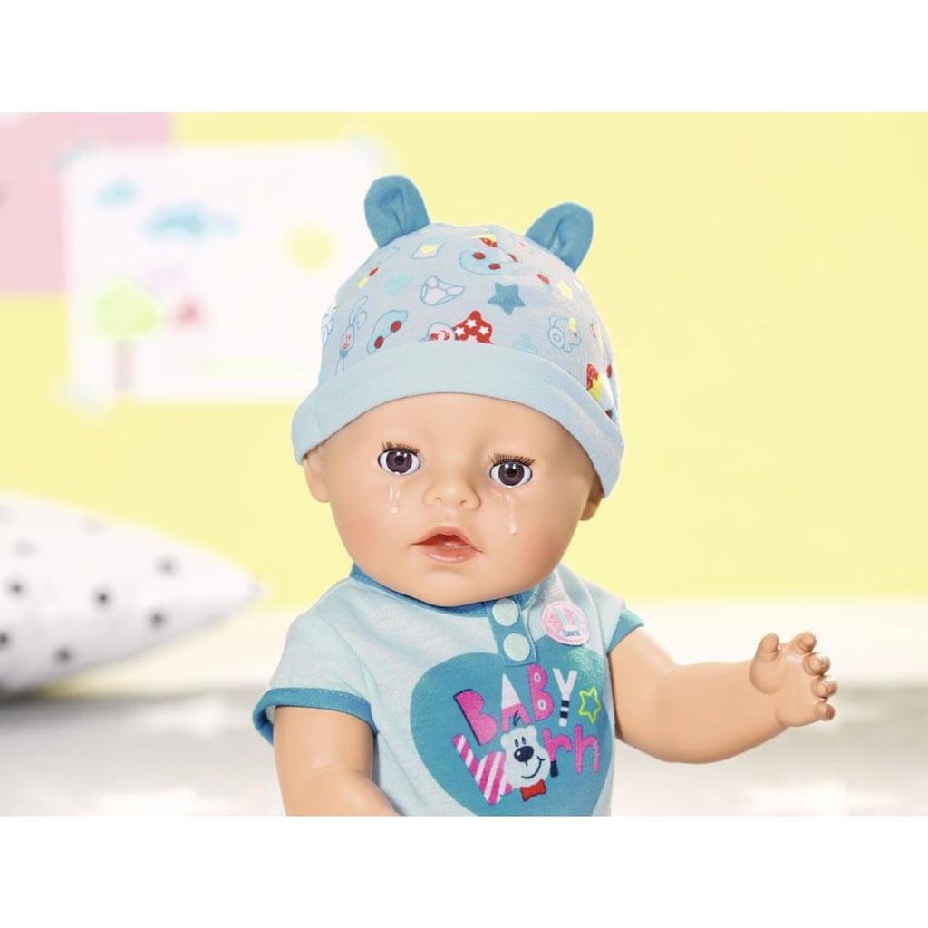 Baby Born Babypuppe »Soft Touch Boy«, (10 tlg.)