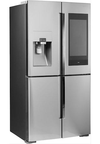 Samsung Multi Door »RF56N9740SR/EF«, RF56N9740SR, 182,5 cm hoch, 90,8 cm breit, No Frost kaufen