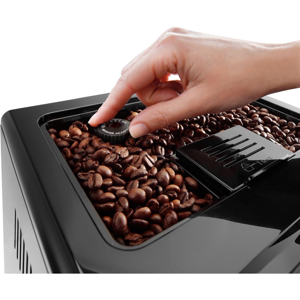 De'Longhi Kaffeevollautomat »ECAM 46.860.B Eletta Evo, schwarz«