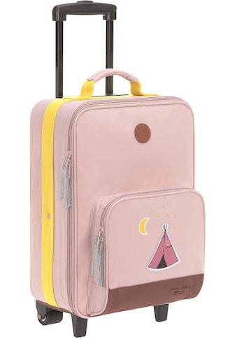 Lässig Kinderkoffer »Adventure Tipi«, 2 Rollen kaufen