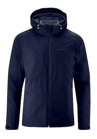 Maier Sports Funktionsjacke »Gregale DJ M«, Lässige, warme 3-in-1 Jacke mit Fleece-Innenjacke kaufen