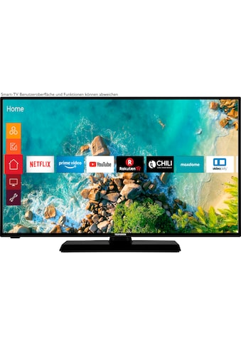 Telefunken D40U553M1CW LED - Fernseher (102 cm / (40 Zoll), 4K Ultra HD, Smart - TV kaufen