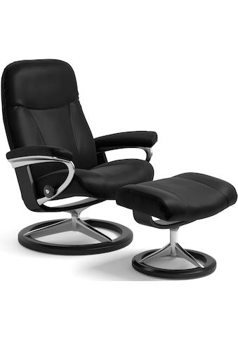 Stressless® Relaxsessel »Garda«, mit Signature Base, Größe M, Gestell Schwarz kaufen