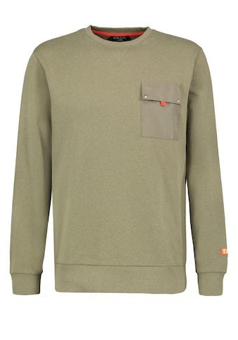 SUBLEVEL Sweatshirt, mit Brusttasche kaufen