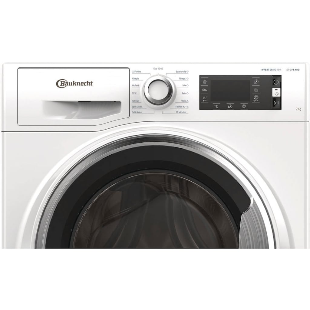 BAUKNECHT Waschmaschine »WM Elite 716 C«, WM Elite 716 C