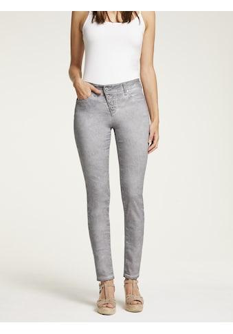 Push - up Jeans Alwa im Used - Look kaufen