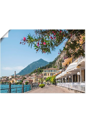 Artland Wandbild »Gardasee Limone sul Garda I« kaufen