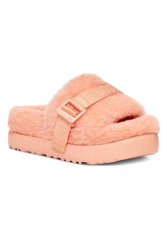 UGG Pantolette »Fluffita« kaufen