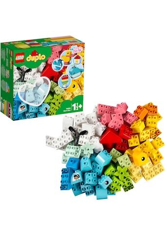LEGO® Konstruktionsspielsteine »Mein erster Bauspaß (10909), LEGO® DUPLO®«, (80 St.), Made in Europe kaufen