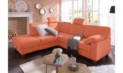 Home affaire Ecksofa »Belfort« kaufen