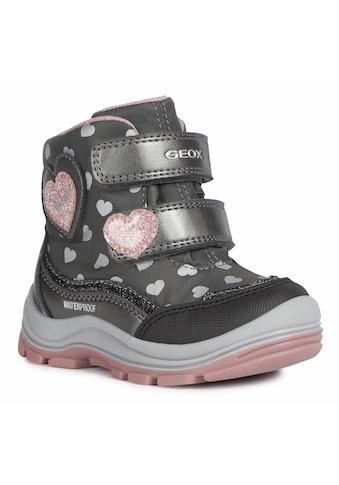 Geox Kids Winterboots »FLANFIL GIRL« kaufen