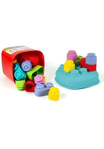 Clementoni® Spielbausteine »Baby, Soft Clemmy Eimer«, (20 St.), Made in Europe kaufen