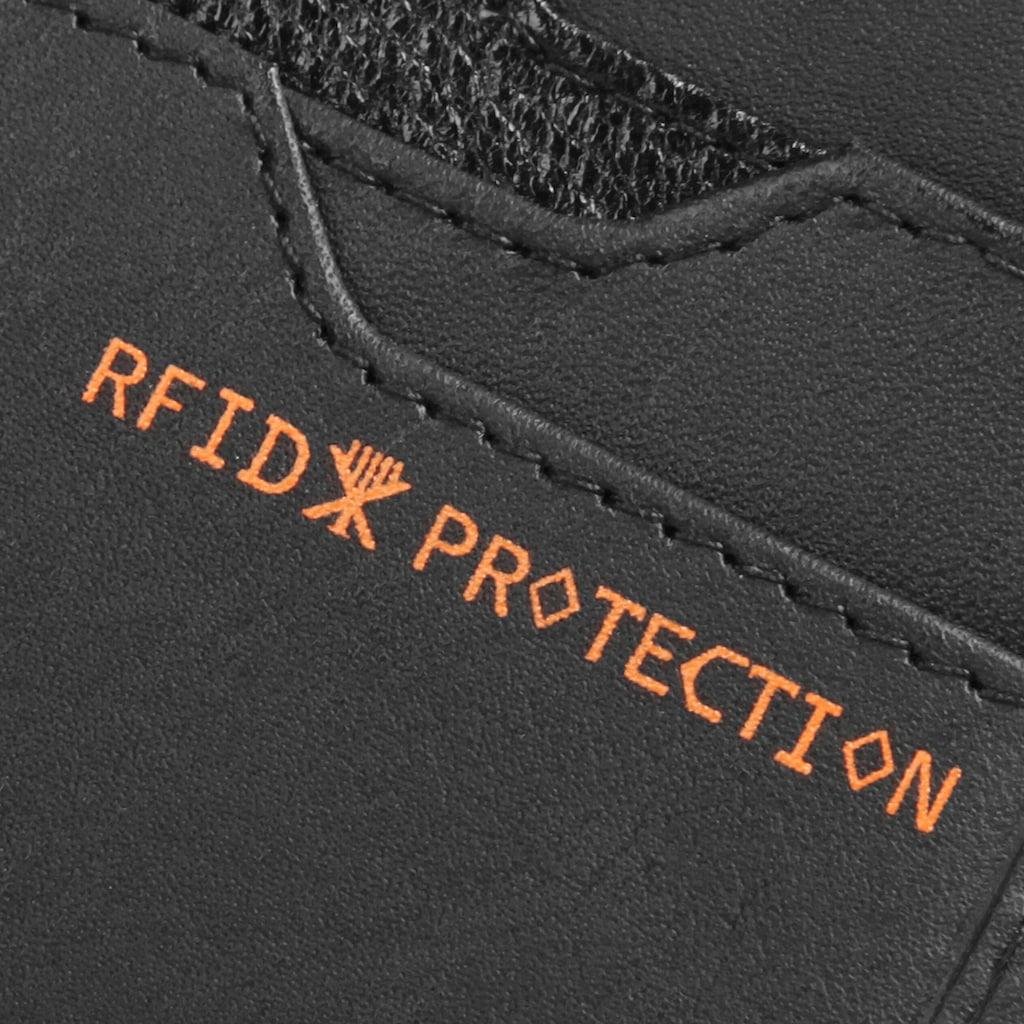 Head Brieftasche »GILDE-RFID«, besonders schlankes Design