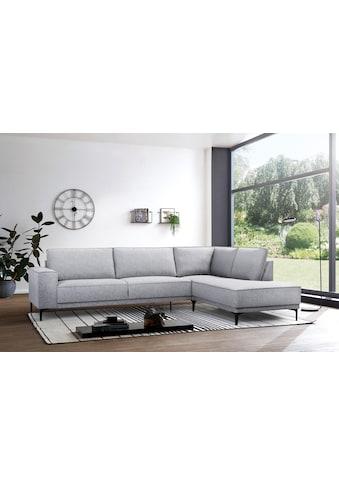 Places of Style Ecksofa »Oland«, im zeitlosem Design und hochwertiger Verabeitung kaufen
