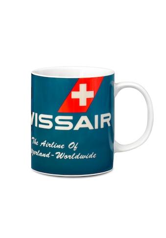 LOGOSHIRT Tasse in coolen Design »Swissair« kaufen