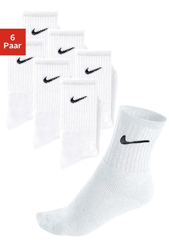 Nike Sportsocken, (6 Paar), mit Fußfrottee kaufen