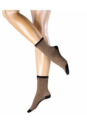 Esprit Socken Glam Leo (1 Paar) kaufen