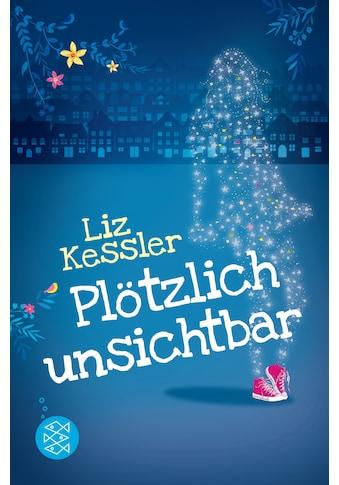Buch »Plötzlich unsichtbar / Liz Kessler, Eva Riekert« kaufen