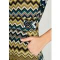 Apricot Strickkleid »Chevron Stripe Epaulette Dress«, mit Epaulette-Detail