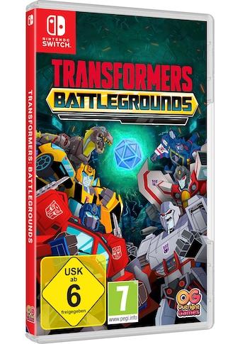 Transformers: Battlegrounds Nintendo Switch kaufen