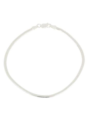 Firetti Silberarmband »2,6 mm, Schlangenkettengliederung, diamantiert« kaufen