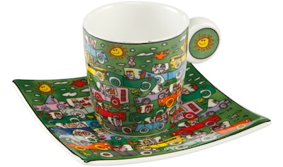 "Goebel Espressotasse ""Crosstown Traffic"" kaufen"