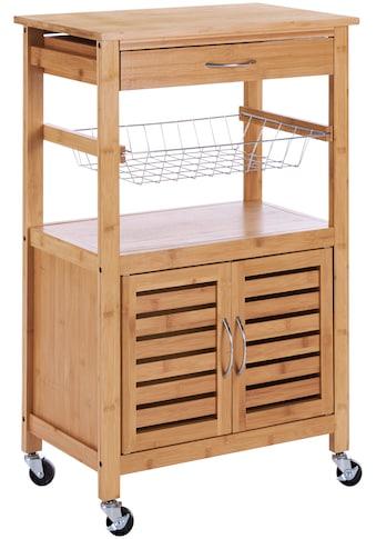 Küchenwagen »Bambus« kaufen