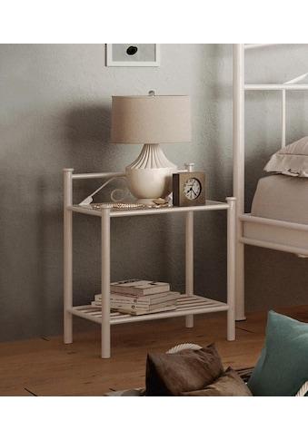Home affaire Nachttisch »Birgit« kaufen