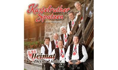 Musik-CD »Heimat-Deine Lieder / Kastelruther Spatzen« kaufen