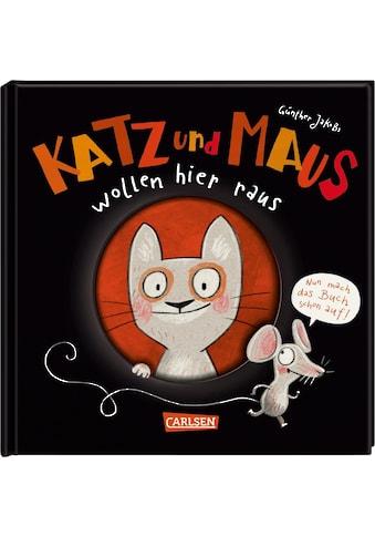 Buch »Katz und Maus wollen hier raus / Günther Jakobs, Günther Jakobs« kaufen