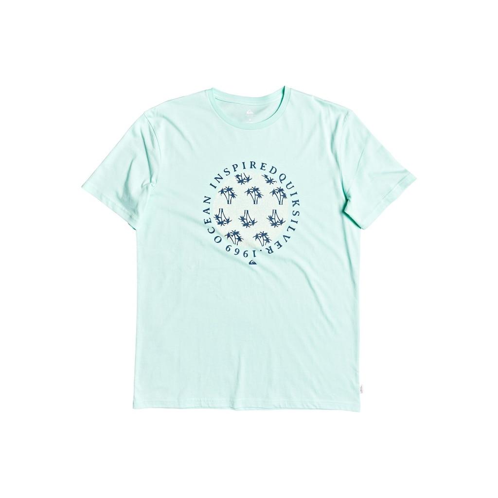 Quiksilver T-Shirt »Blowing Smoke«