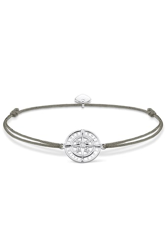 THOMAS SABO Armband »Little Secret Kompass Glaube, Liebe, Hoffnung, LS078 - 401 - 5 - L20v« kaufen
