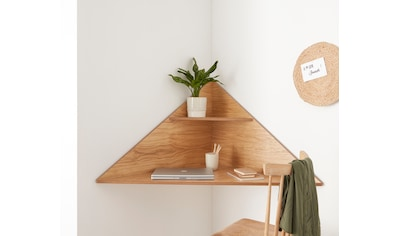 OTTO products Eckschreibtisch »Annik«, Designed by Michael Hilgers, praktischer... kaufen