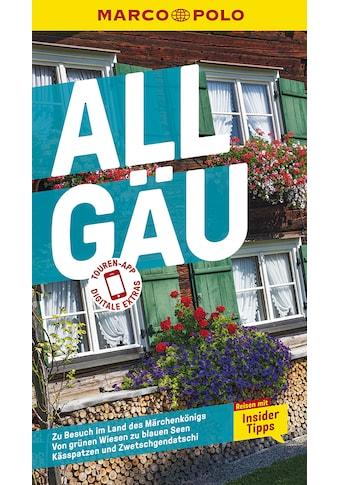 Buch »MARCO POLO Reiseführer Allgäu / Barbara Kettl-Römer, Andrea Reidt« kaufen