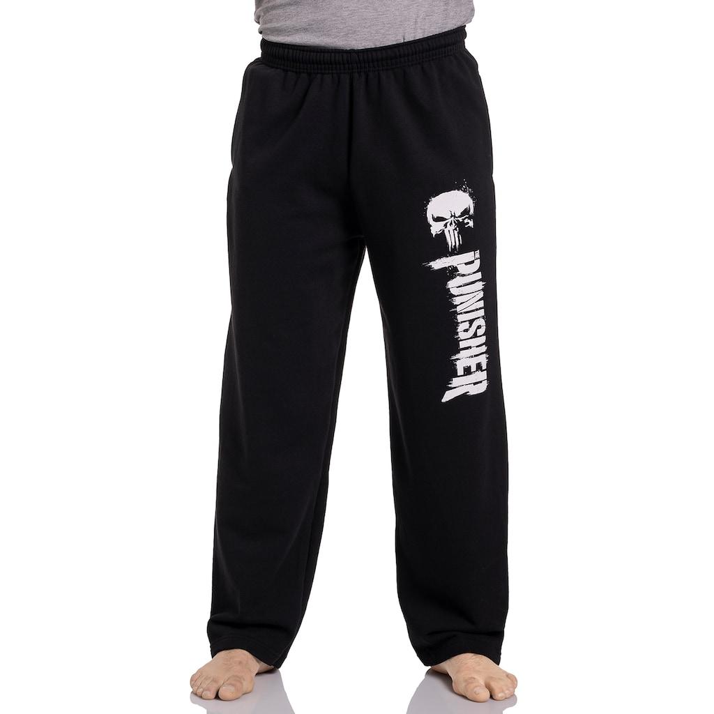 MARVEL Jogginghose »The Punisher Logo Jog Pants«