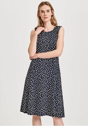 OPUS A-Linien-Kleid »Wenky Abstract«, im dezenten Allover-Druck kaufen