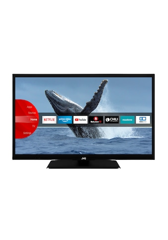 "JVC LED-Fernseher »LT-24VH5155«, 60 cm/24 "", HD ready, Smart-TV kaufen"