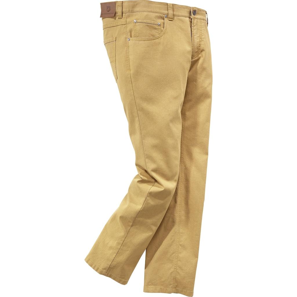 Jan Vanderstorm 5-Pocket-Hose »VILHELM«, elastisches Material