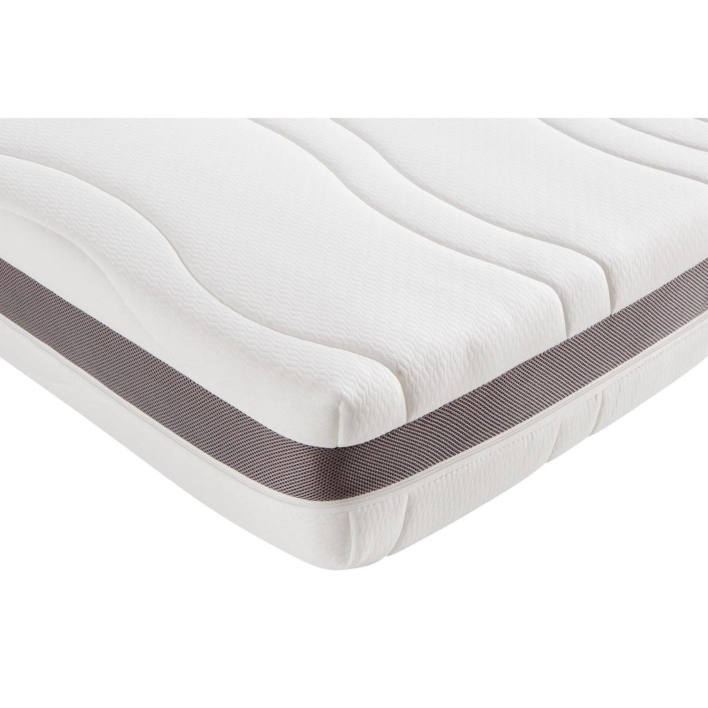 f.a.n. Schlafkomfort Taschenfederkernmatratze »Tonnentaschenfedermatratze 90/200 »Pro Vita First Class«, 24 cm hoch, f.a.n.«, (1 St.)