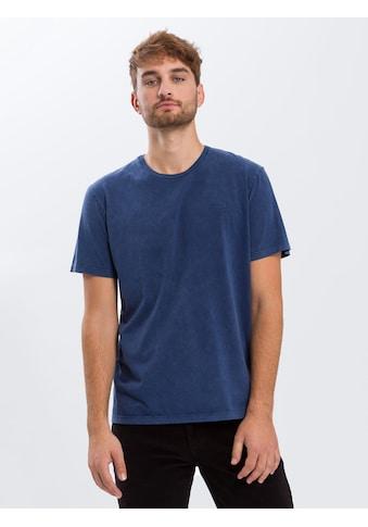 Cross Jeans® Langarmshirt »55600«, Rippstrick kaufen
